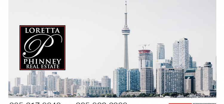 Toronto Home Sales Report – September 2018