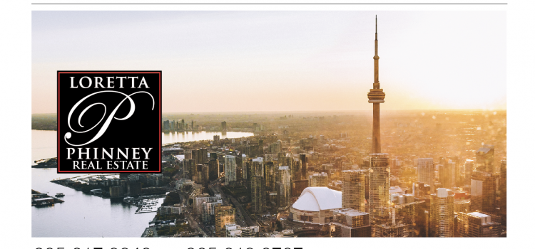 Toronto Home Sales Report – October, 2018
